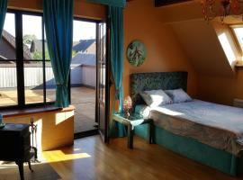 Peahen Residence, guest house in Sigulda