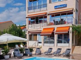 Apartments Marina, pet-friendly hotel in Šibenik