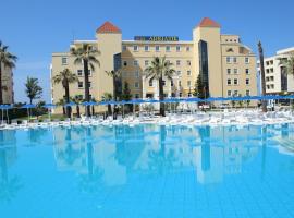 Adriatik Hotel, hotel 5 estrellas en Durrës