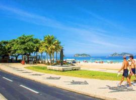 Room Office & Beach Apartments - Go Make A Trip, apartment in Rio de Janeiro