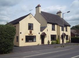 The Lodge B&B @ Cannock Chase, hotel near Norton Canes Services M6 Toll, Cannock