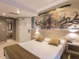 산티아고데콤포스텔라에 위치한 호텔 Hotel Alda San Carlos
