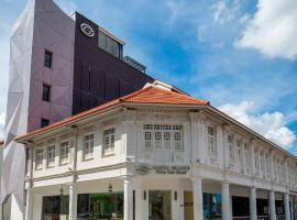 Santa Grand Hotel East Coast (SG Clean, Staycation Approved), hotel in Singapore