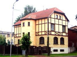 Naktsmītne pie ģimenes Villa 450m 2km from old town Rīgā
