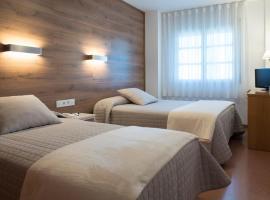 Hotel Nadal, hotel en Lleida