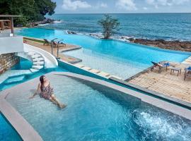 Independence Hotel Resort & Spa, отель в Сиануквиле
