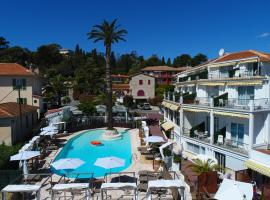 Boutique Hotel & Spa la Villa Cap Ferrat, hotel near Cap Ferrat Lighthouse, Saint-Jean-Cap-Ferrat