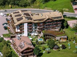 Hotel Gran Paradis, отель в Кампителло-ди-Фасса