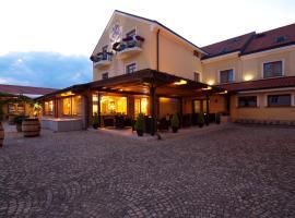 Hotel Princess, hotel v Lednici