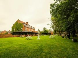 Bowburn Hall Hotel, hotel in Durham
