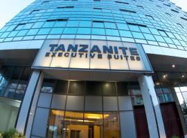 Tanzanite Executive Suites, hotel in Dar es Salaam