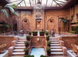 Vincci Albayzin, hotel en Granada
