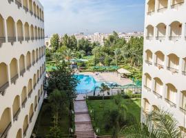 Zalagh Parc Palace, hôtel à Fès