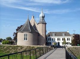 Kasteel Coevorden - Hotel de Vlijt, hotel in Coevorden