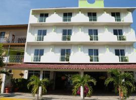 Hotel Arenas del Pacifico, hotel en Santa Cruz - Huatulco