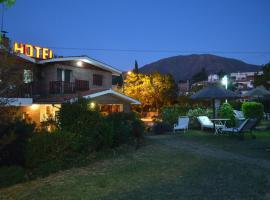 Hotel Scala, hotel en La Falda