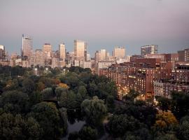 Four Seasons Boston, отель в Бостоне