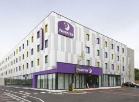 Premier Inn London Stansted Airport, hotel in Stansted Mountfitchet