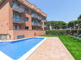 Aparthotel Bardon, hotel near ICFO - The Institute of Photonic Sciences, Castelldefels