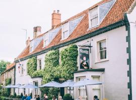 The Hoste and The Vine House Hotels, hotel in Burnham Market