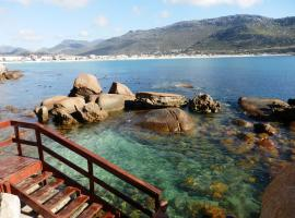 On-the-Rocks, hotel in Fish Hoek