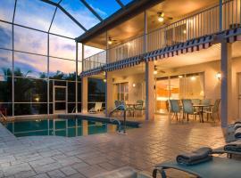 Villa Rosegarden, Ferienunterkunft in Cape Coral
