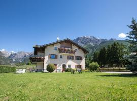 Casa Margherita, hotel poblíž významného místa Golf Club Bormio, Bormio