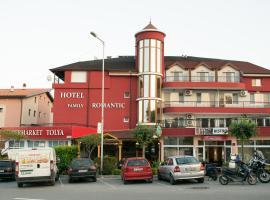 Hotel Romantic, hotel in Byala