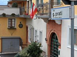Appartamenti Alla Loggia dell'Imperatore, spa hotel in Levico Terme