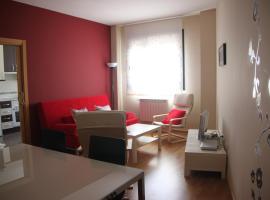 Alojamiento Losillas 2, hotel in Ávila