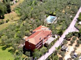 Garnì Casa Rabagno, hotel v destinaci Malcesine