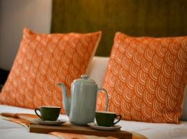 The Clink Boutique Hotel., hotel in Carlow