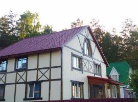 Cottage Manzherok, guest house in Manzherok