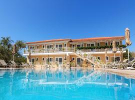 Artemis Apartments, guest house in Kipseli