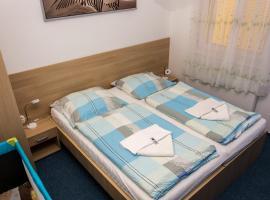 Penzion Harmonie, hotel poblíž významného místa Janův hrad, Lednice