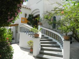 Hotel Villa Hermosa, отель в Искье
