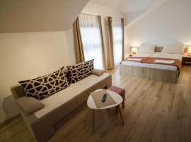 Hotel Logavina 8 Free Garage Parking, hotel in Sarajevo