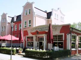 Hotel Ostseestern, Hotel in Kühlungsborn
