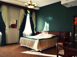 Меридиан, отель в Саранске