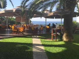 Hotel Filoxenia, hôtel à Ouranoupoli