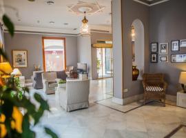 Hotel Doña Blanca, отель в городе Херес-де-ла-Фронтера
