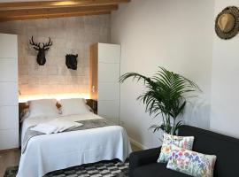 A Fonte das Hortas Residencial, hotel cerca de Oficina de Turismo, Santiago de Compostela