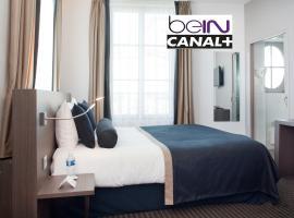 Best Western Blois Château, hotel in Blois