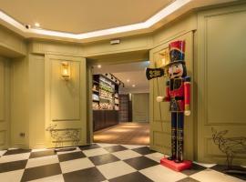 타이베이에 위치한 비앤비 얼트립 호텔