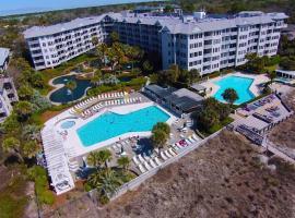 Desirable Seacrest Condo, serviced apartment in Hilton Head Island