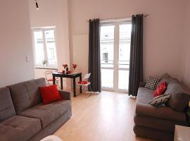Nowy Apartament Wilcza, розміщення в сім'ї у Варшаві