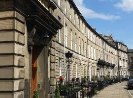 Royal Scots Club, hotel di Edinburgh