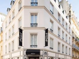 Hôtel Pastel Paris, hotel near Rue de la Pompe Metro Station, Paris