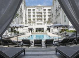 Palácio Tangará - an Oetker Collection Hotel, hotel perto de Credicard Hall, São Paulo