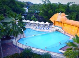 Bosque Hotel, hotel en Melgar